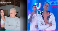 Los hermanos Gino Assereto y Jota Benz hicieron un reto de TikTok, que causó mucha risa entre sus compañeros de EEG.