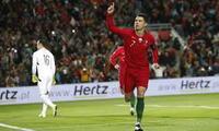 Portugal con Cristiano Ronaldo se mide ante España.