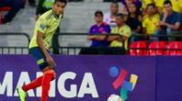 Queiroz, técnico de Colombia  , llamó a lateral del Junior Fuentes.