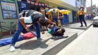 Delincuente venezolano llevaba dos días en el Perú