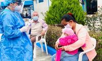 Lima, La Libertad, Piura, Arequipa, Loreto y Lambayeque, son las regiones que urge completar el esquema de vacunación de la población vulnerable.