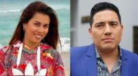 Pedro Loli y Fiorella Méndez ya no se seguirían en redes sociales.