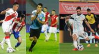 Revisa todos los detalles que dejó el inicio de las Eliminatorias Qatar 2022.
