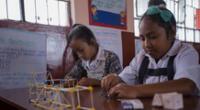 La ONG Enseña Perú viene realizando una campaña que busca mejorar la educación rural.