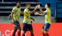 Muriel anotó goles en la victoria 3-0 de Venezuela en inicio de las Eliminatorios.