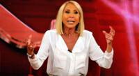 Laura Bozzo prefiere hacer televisión y desiste de la política