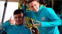 Da Silva y Arias jugaron juntos en el PSV de Holanda.