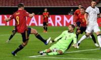 España y Alemania  ganaron sus respectivos encuentro del Grupo A-4.