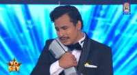 Yo Soy: Imitador de Pedro Infante llora al alzar la copa de gran final