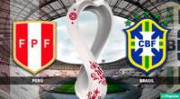 Perú y Brasil protagonizan el partido más importante de la fecha 2 por Eliminatorias.