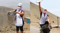 Buscan a cocinera de buena sazón y solidaria en distrito de Santa Rosa.