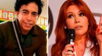 Magaly Medina critica a Ernesto Pimentel.