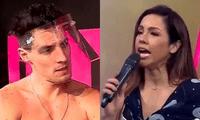 Ante las cámaras de América Espectáculos, Facundo González se mostró sorprendido tras la confesión de Paloma Fiuza.