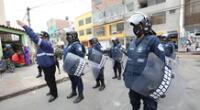 Municipalidad de Lima recupera espacios públicos