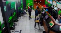 Dictan prisión contra asaltantes de casa de apuestas en Chorrillos