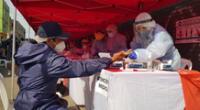 Diris realiza pruebas rápidas y moleculares en Caqueta.