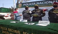 Los policías de Los Olivos vienen realizando operativos en el marco del plan Fortaleza 2020