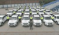 La adquisición de nuevas unidades de serenazgo pretender reducir el índice de delincuencia en el distrito.