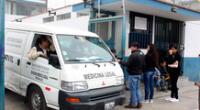 Los amigos y vecinos que presenciaron el crimen intentaron trasladar al joven hasta el Hospital de La Noria; sin embargo, llegó sin signos vitales.