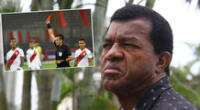 El exmundialista sorprendió con sus declaraciones del Perú vs. Brasil.