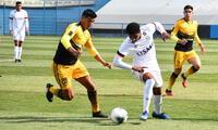 San Martín se va alejando del descenso derrotó 2-1 a Cantolao.