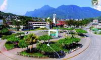 Tingo María es una ciudad peruana capital del distrito de Rupa-Rupa y a la vez de la provincia de Leoncio Prado.