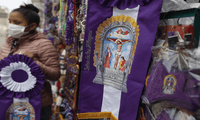Hoy se realiza la segunda procesión del Señor de los Milagros