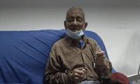 El anciano de 92 años fue atado y secuestrado dentro de su propia casa.