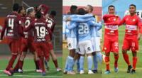 Revisa todos los detalles del formato de la Fase 2 (Torneo Clausura 2020) de la Liga 1   Foto: @LigaFutProf/composición
