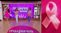 Mujeres al mando hace programa especial por el Día del Cáncer de Mama