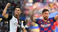 Una vez  mas Cristiano Ronaldo y Lionel Messi en una nueva lucha por un premio.
