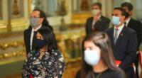 Ministra de Justicia, Ana Neyra, también aseguró que varios parlamentarios mostraron sus ánimos en retrasar las elecciones del 2021.