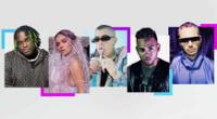 De Bad Bunny a Rosalía, los principales nominados a los premios Latin Billboard 2020.