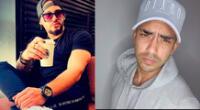 El ex chico reality Diego Chávarri no quiso hablar con Jeyci y se fue de la entrevista.