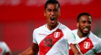 Perú vs. Argentina.
