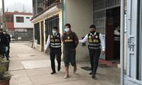El delincuente robó S/ 3,000 a la pollería Casona del Abuelo en Comas