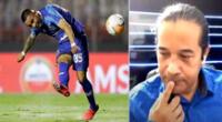 Jean Deza es uno de los jugadores con buen pie en el fútbol peruano.