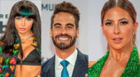 Los mejores looks de la gala de los Premios Billboard.