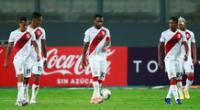 Selección peruana cayó dos posiciones en el ranking FIFA | Foto: EFE