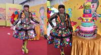 La 'Chola Chabuca' celebra 13 años de 'El Reventonazo de la Chola'