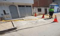 El tiroteo se realizó dentro de un restaurante en Los Olivos