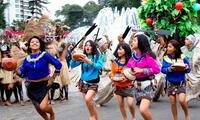 La danza Amazonas es una danza basada en hechos reales.