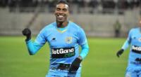Johan Arango estará una semana fuera de los entrenamientos.