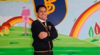 Franco Rubiños Cuesta alcanzó una vacante en la carrera de Medicina General de la UNMSM.