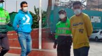 Los sujetos detenidos fueron identificados como los extranjeros Vicente Mora Bolívar (20) y Heiner José Pérez Torrealba (22), quienes despistaban a sus víctimas colocando un letrero de 'fuera de servicio'.