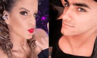 """La chica reality Alejandra Baigorria felicitó al hermano de Said Palao por su canción """"Ella"""", e invitó a sus seguidores a escucharla."""