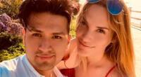 Deyvis Orosco le hizo una promesa a Cassandra Sánchez de la Madrid en sus redes sociales, después de anunciar su compromiso.