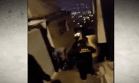 Los agentes policiales intervinieron una vivienda en El Agustino donde se realizaba una fiesta COVID-19