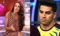 Rebeca Escribens sorprendió con sus palabras al conocer sobre la posiilidad del reingreso de Austin Palao en lugar de Rafael Cardozo.