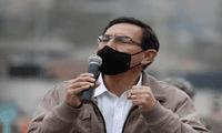 Martín Vizcarra anunció que el segundo BFU beneficiará a 21 millones de peruanos